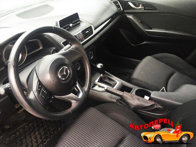 Прокат авто Mazda 3 2014 г. - фото 5