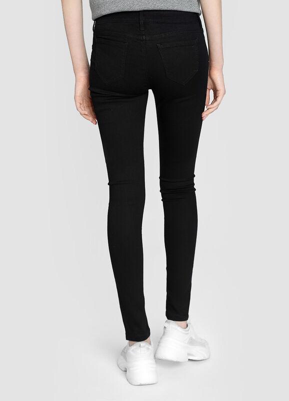 Брюки женские O'STIN Суперузкие джинсы LPD104-99 - фото 3