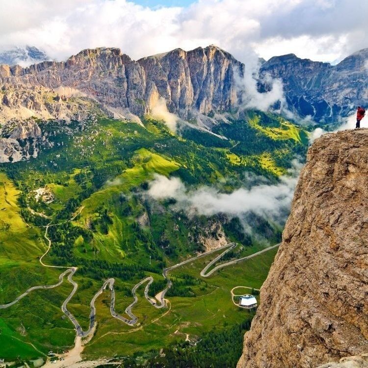 Туристическое агентство Респектор трэвел Экскурсионный автобусный тур IT2 «Италия и 3 дня в Доломитовых Альпах» - фото 1