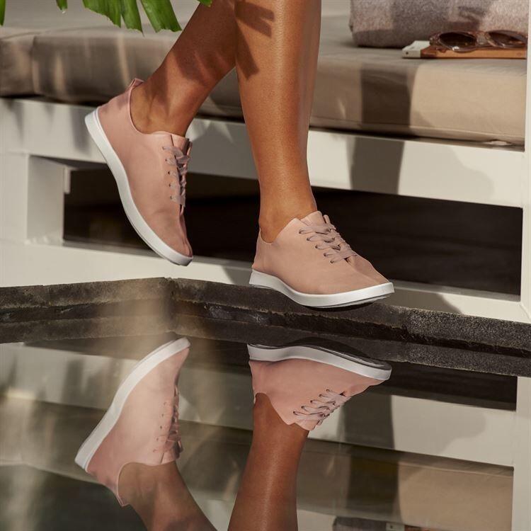 Обувь женская ECCO Кеды LEISURE 205063/01309 - фото 13