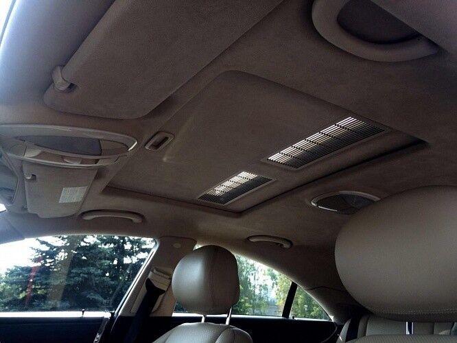 Прокат авто Mercedes-Benz W219 CLS Чёрного цвета - фото 7