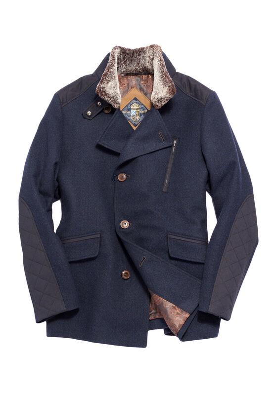 """Верхняя одежда мужская Royal Spirit Пальто мужское """"Кинг"""" - фото 1"""