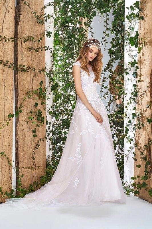 Свадебный салон Papilio Свадебное платье «Wonderland» #1830-L Лилейник - фото 1