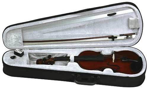 Музыкальный инструмент Gewapure Скрипка в комплекте HW 4/4 PS401.611 - фото 1