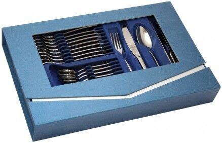 Подарок GGS Solingen Набор столовых приборов «Лаура» 30 предметов, 120-34-2 - фото 1