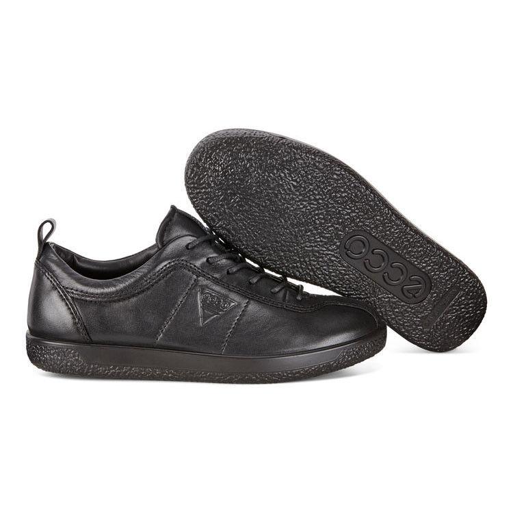 Обувь женская ECCO Кеды SOFT 1 400503/01001 - фото 8