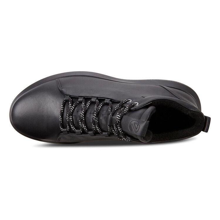 Обувь мужская ECCO Кроссовки высокие SCINAPSE 450574/01001 - фото 6