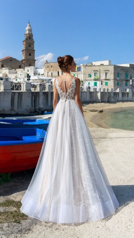 """Свадебное платье напрокат ALIZA Свадебное платье """"Victoria"""" - фото 1"""