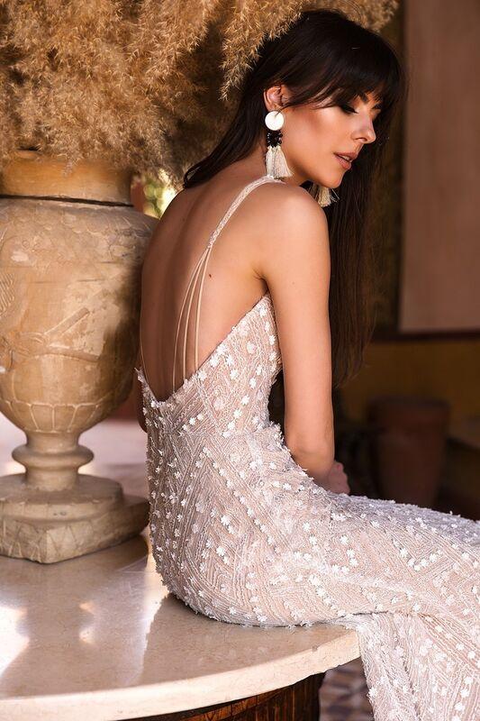 Свадебное платье напрокат Crystal Платье свадебное Infinity - фото 2