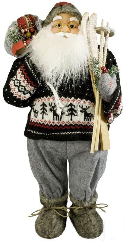 Подарок на Новый год Eurotrading Статуэка «Дед Мороз» 33080, 60 см - фото 1