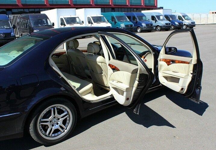 Аренда авто Mercedes-Benz W211 - фото 4