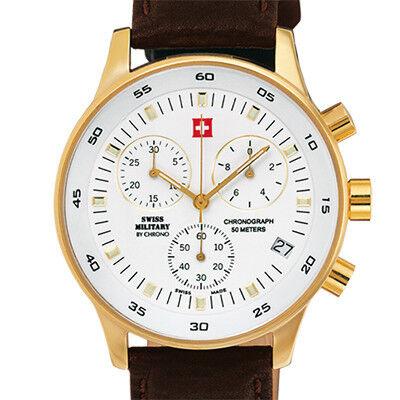 Часы Swiss Military by Chrono Наручные часы SM30052.05 - фото 1