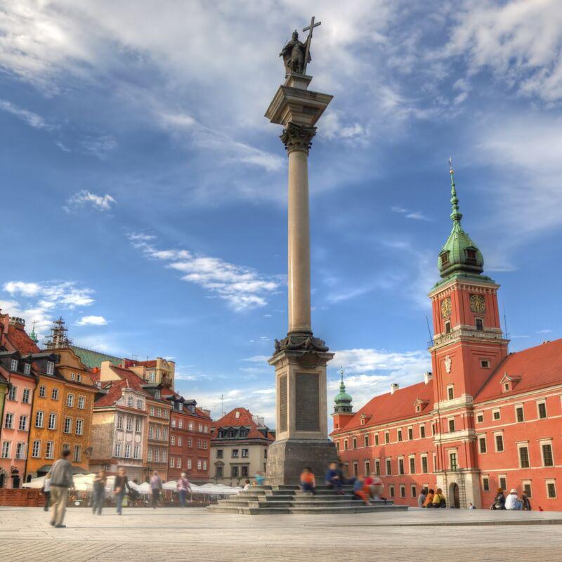 Туристическое агентство Респектор трэвел Автобусный тур «Белосток – Варшава» (шопинг + экскурсии) - фото 1