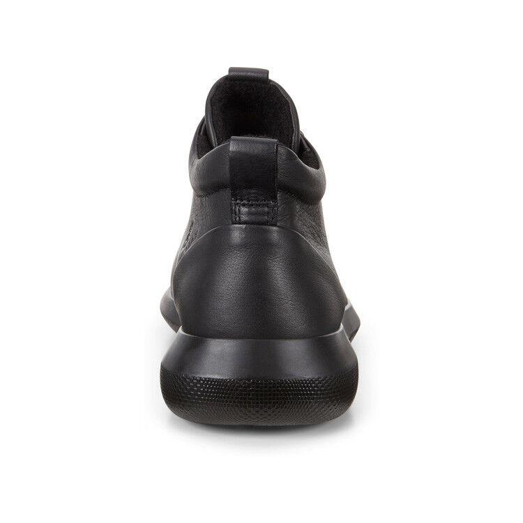 Обувь мужская ECCO Кроссовки высокие SCINAPSE 450574/01001 - фото 5
