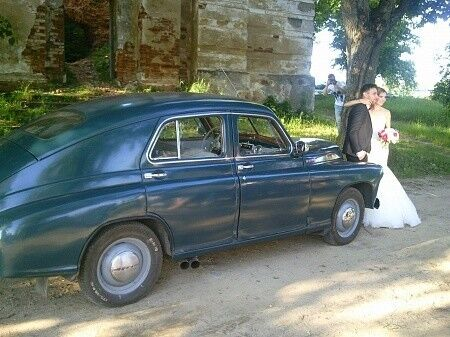 Прокат авто ГАЗ М20 «Победа» - фото 6
