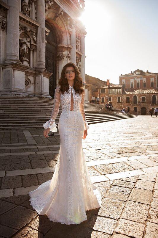 """Свадебное платье напрокат ALIZA свадебное платье """"Eletry"""" - фото 1"""
