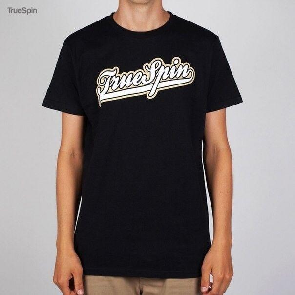 Кофта, рубашка, футболка мужская TrueSpin Футболка мужская 38 - фото 1