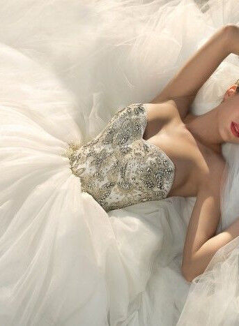 Свадебное платье напрокат Vanilla room Платье свадебное Бриджит - фото 3