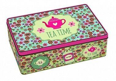 Подарок на Новый год Nuova R2S Набор кружек Tea Time 250 мл с подставками, 2 шт - фото 2