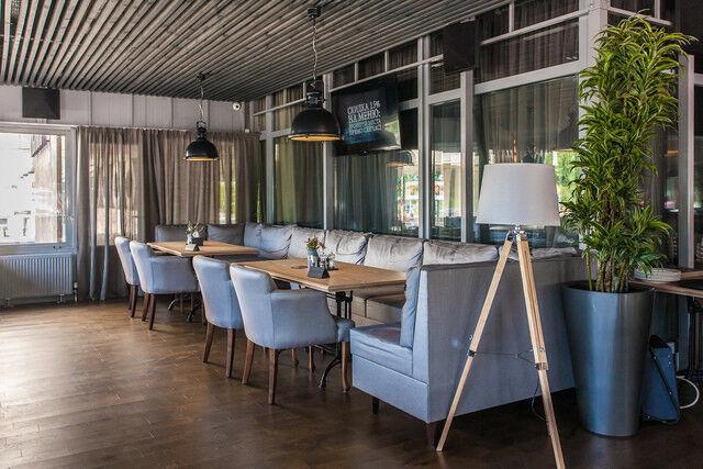 Ресторан и кафе на Новый год Публика Терраса - фото 3