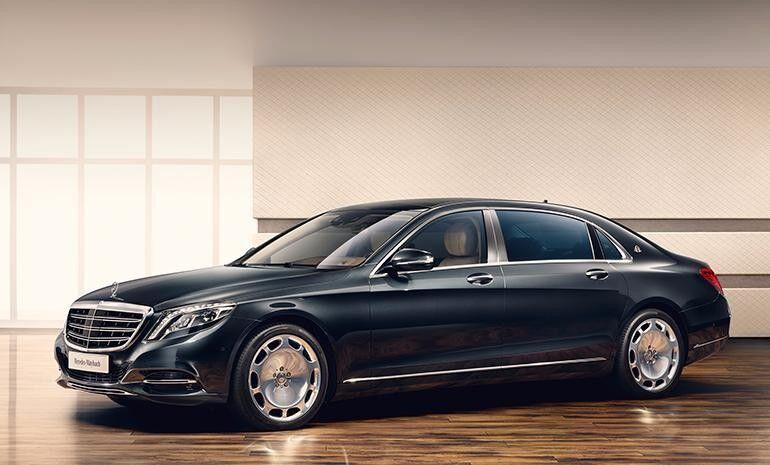 Аренда авто Mercedes-Benz Maybach S-class 2016 г. - фото 1