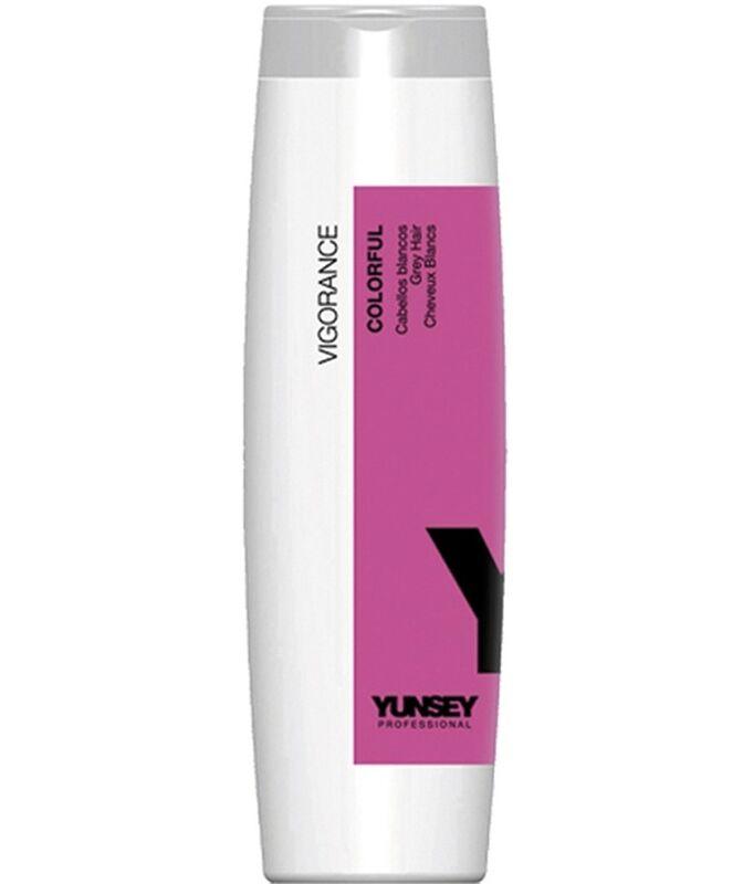 Уход за волосами Yunsey Шампунь для седых волос Professional Vigorance Colorful Grey Hair - фото 1