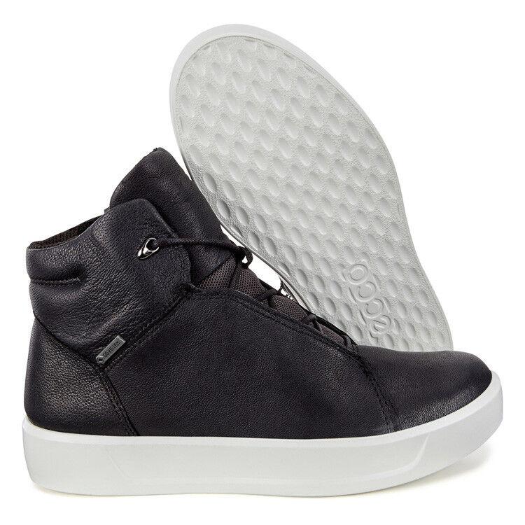 Обувь детская ECCO Кеды высокие S8 781103/01001 - фото 8
