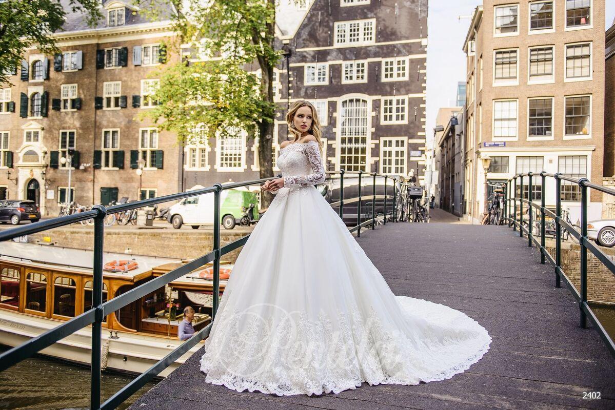 Свадебное платье напрокат Lavender Свадебное платье Daniella - фото 3