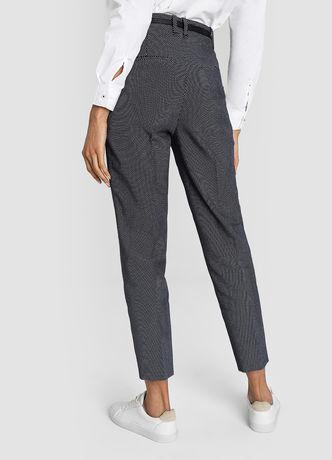 Брюки женские O'STIN Жаккардовые брюки с поясом LP4W51-68 - фото 3
