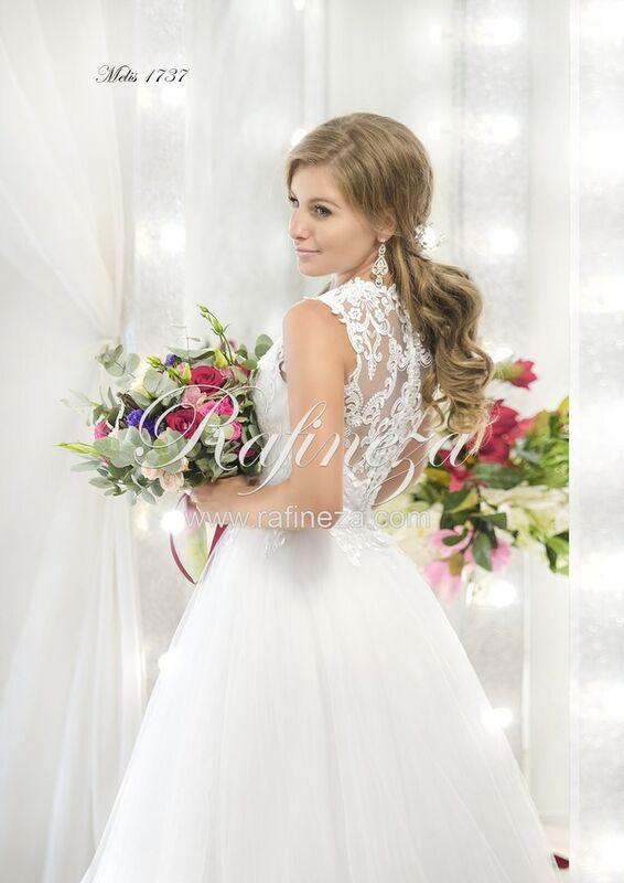 Свадебное платье напрокат Rafineza Свадебное платье Melis - фото 2