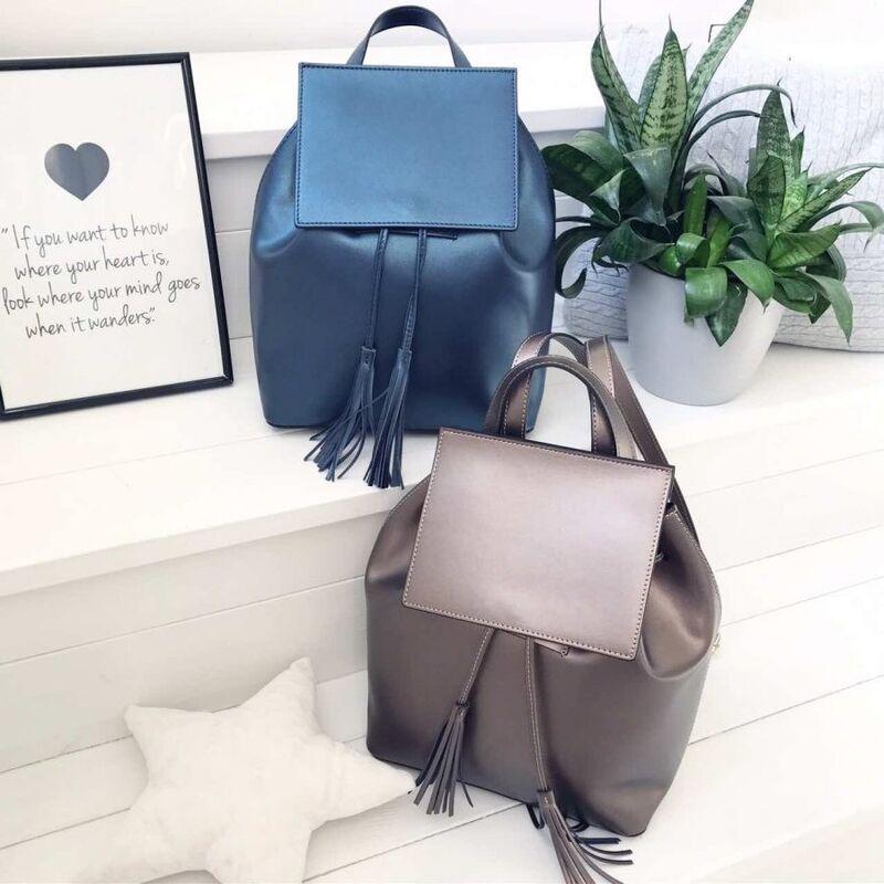 Магазин сумок Vezze Кожаный рюкзак С00222 - фото 1