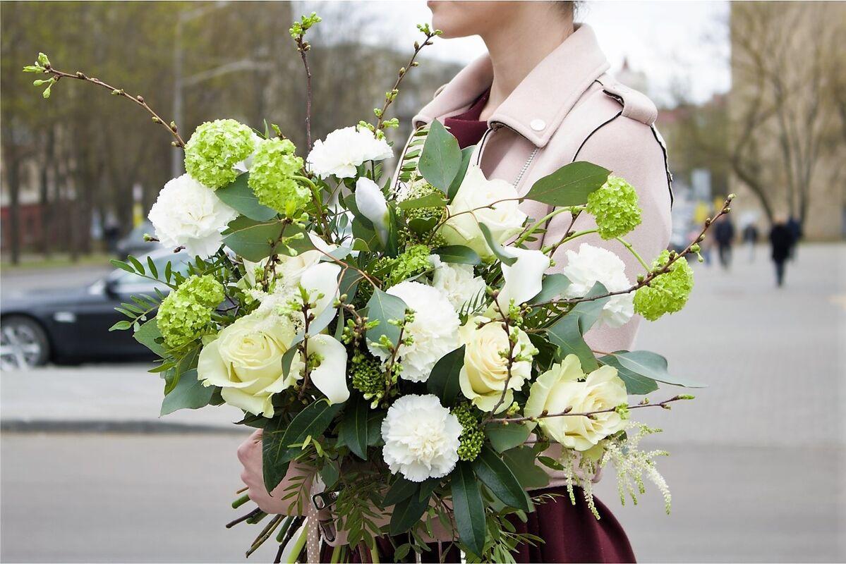 Магазин цветов VGosti.by Чарующий Жасмин - фото 1