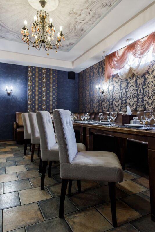 Банкетный зал Таверна VIP-зал №1 - фото 16
