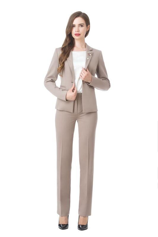 Пиджак, жакет, жилетка женские Elema Жакет женский Т-7169 - фото 1