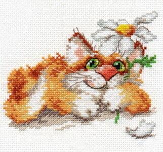 Товар для рукоделия Алиса Набор для вышивания «Мечтаю..» - фото 1