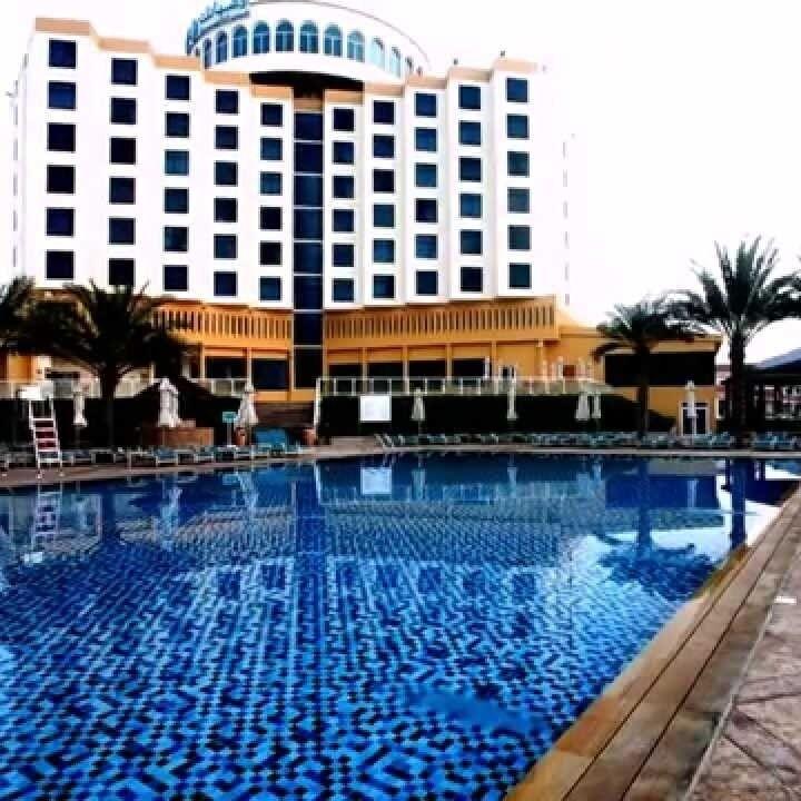 Туристическое агентство Клеопатра-тур Пляжный авиатур в ОАЭ, Фуджейра, Oceanic Khorfakkan Resort & Spa 4* - фото 1