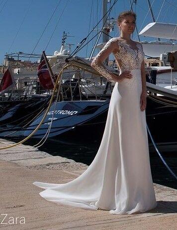 Свадебное платье напрокат Rafineza Платье свадебное Zara напрокат - фото 2