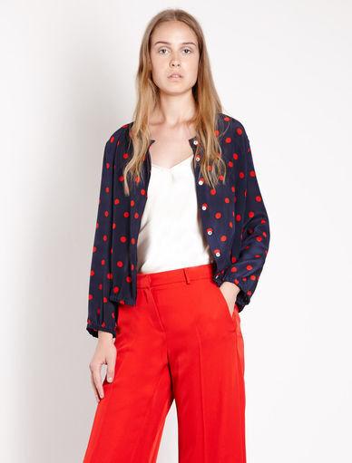Кофта, блузка, футболка женская Marella Блузон Good 3191147102003 - фото 1