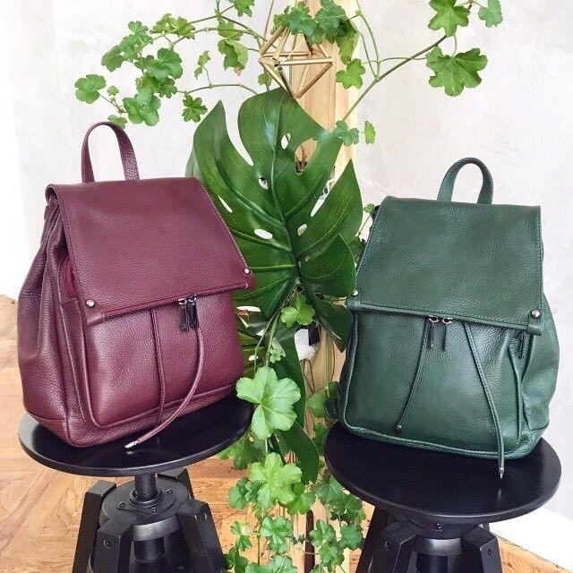 426c0c88c2f2 Купить Кожаный рюкзак С00198 Vezze в Минске – цены продавцов
