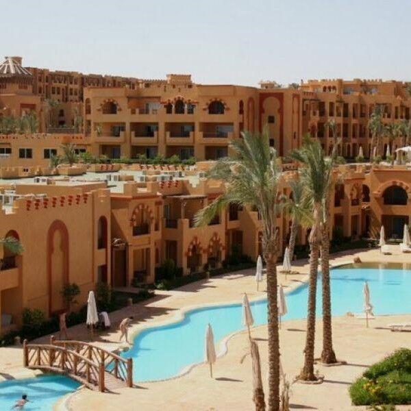 Туристическое агентство География Пляжный авиатур в Египет, Шарм-эль-Шейх, Rehana Royal Beach Resort Aqua Park & Spa 5* - фото 1