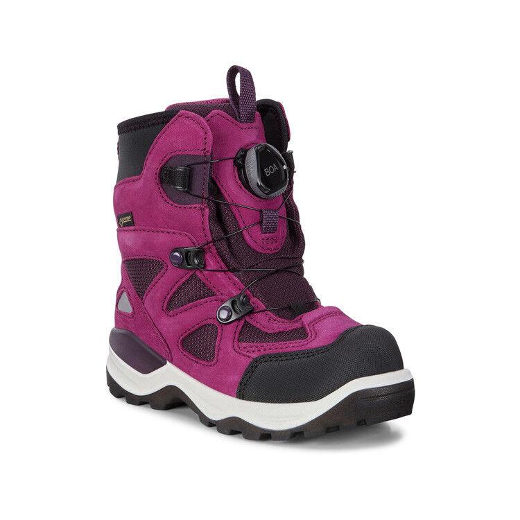 Обувь детская ECCO Ботинки детские SNOW MOUNTAIN 710232/52936 - фото 1