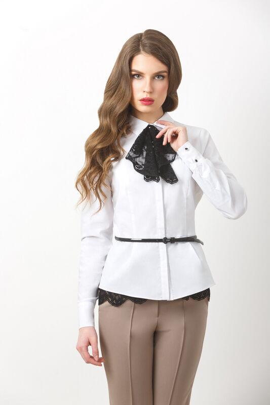 Кофта, блузка, футболка женская Elema Блузка женская Т-7155 - фото 1
