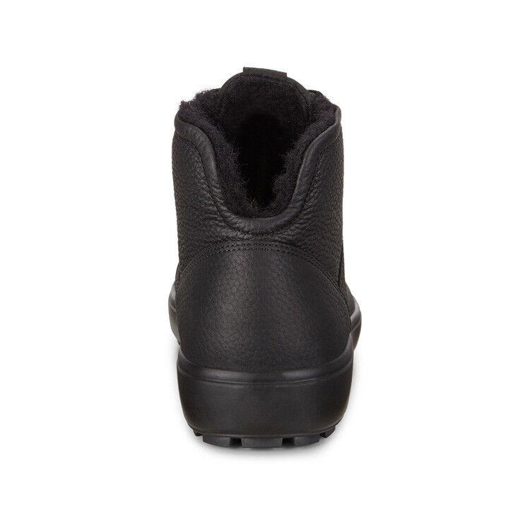 Обувь мужская ECCO Кеды высокие SOFT 7 TRED 450214/01001 - фото 5