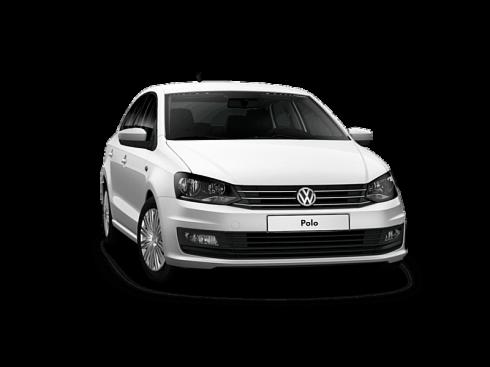 Прокат авто Volkswagen Polo серебристый 2018 - фото 2