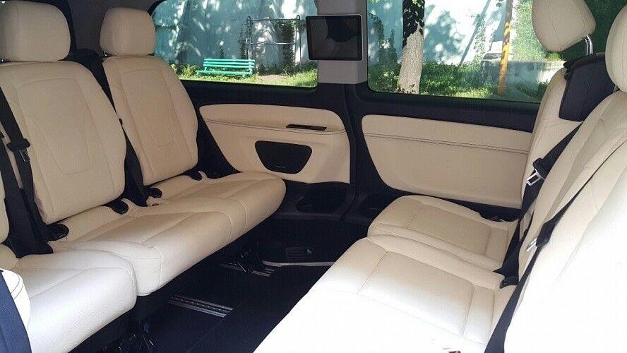 Прокат авто Mercedes-Benz V-Class Tourer - фото 4