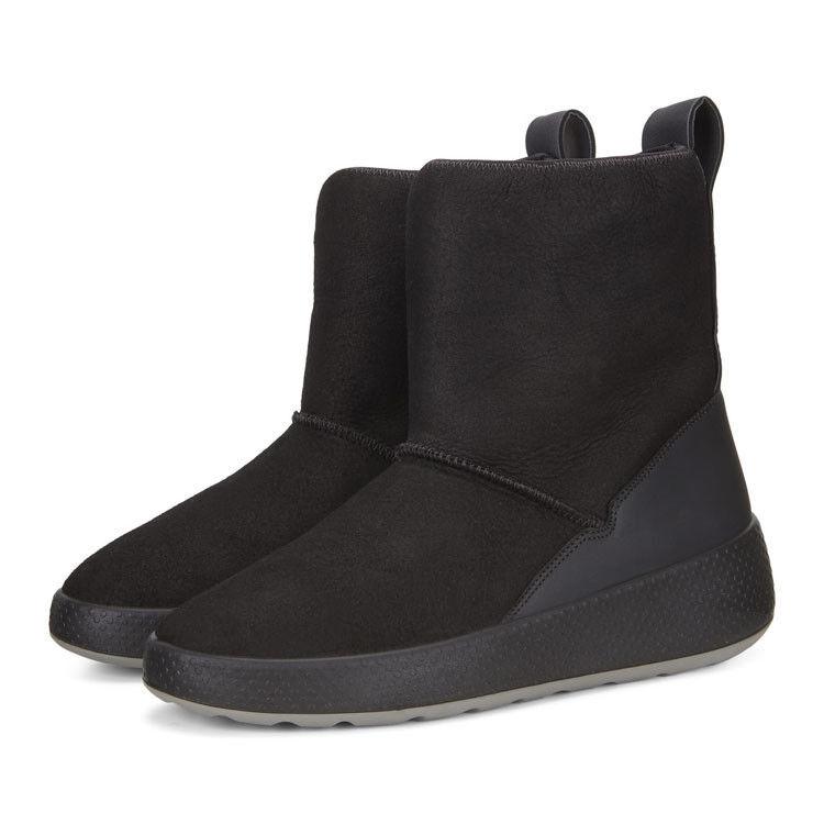 Обувь женская ECCO Полусапоги UKIUK 221003/51052 - фото 8