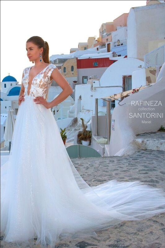 Свадебный салон Rafineza Свадебное платье Mariel - фото 1