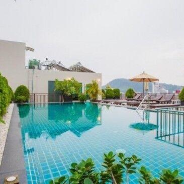 Туристическое агентство EcoTravel Пляжный авиатур в Таиланд, о. Пхукет, RCB Patong 3* - фото 1