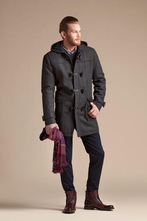 Верхняя одежда мужская Monton Пальто мужское 207462 - фото 1
