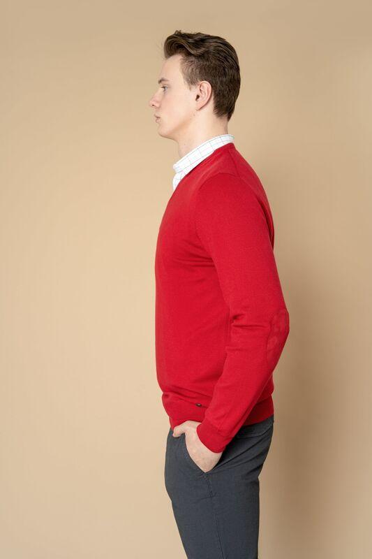 Кофта, рубашка, футболка мужская Etelier Джемпер мужской  tony montana T2001 - фото 2